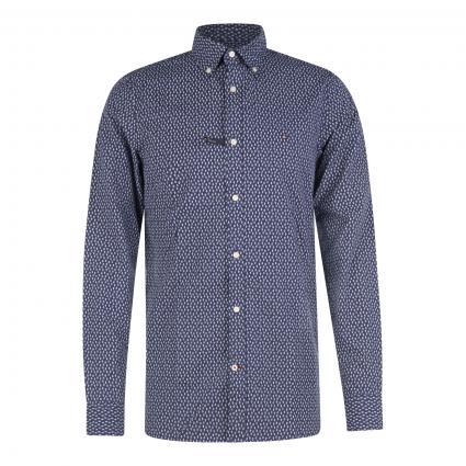 Slim-Fit Hemd blau (0GY BLUE) | M
