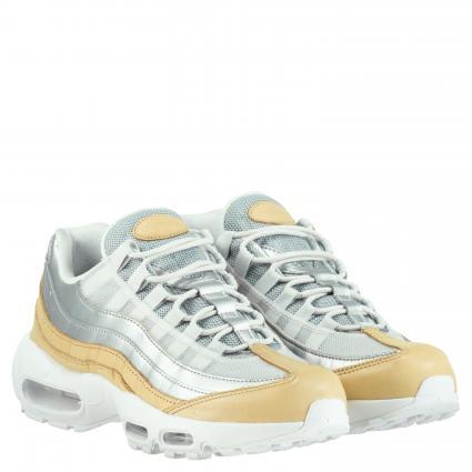 Sneaker 'Air Max 95' mit Lederdetails grau (007 grey) | 9,5