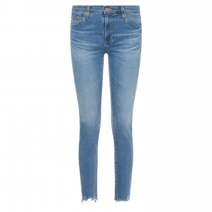 Slim-Fit Jeans 'Prima Ankle' blau (17YCSS) | 29