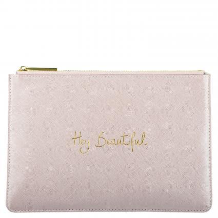 Kosmetiketui 'Hey Beautiful' pink (METALLIC PINK)   00