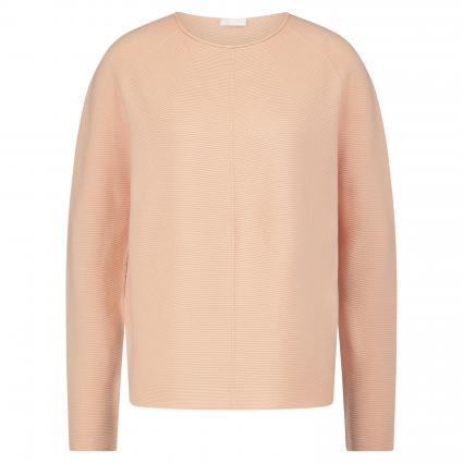 Pullover 'Maila' in Rippstrickqualität rose (58 ROSE) | M