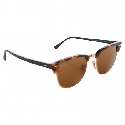 Sonnenbrille 'Clubmaster' braun (1160 BROWN HAVANA) | 0