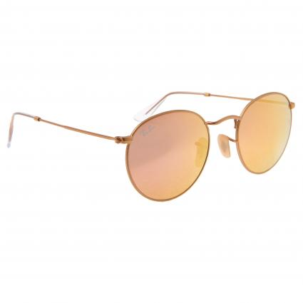 Sonnenbrille im Hippie-Style braun (112/Z2 GOLD BROWN) | 0
