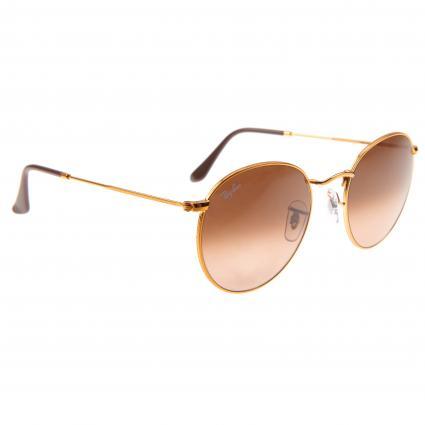 Sonnenbrille im Hippie-Style braun (9001A5) | 0