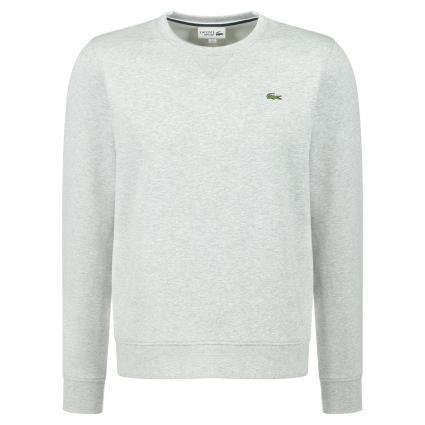Sweatshirt mit Markenlogo grau (CCA Grey) | XXL