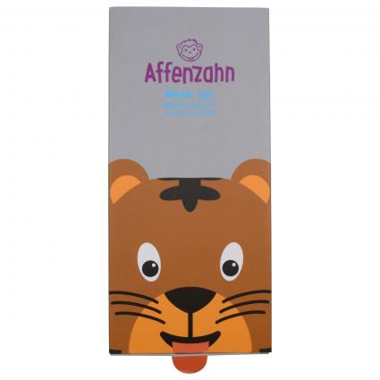 Affenzahn Jungen Tiger M/ützen-Schal Set