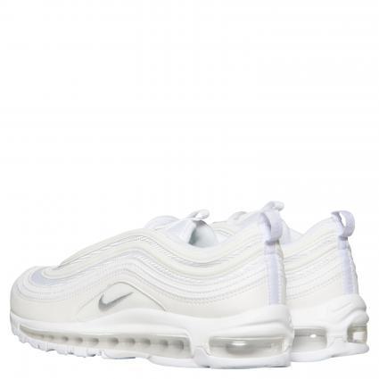 NIKE Air Max 97 Herren Sneaker Schwarz Schuhe, Größenauswahl:45
