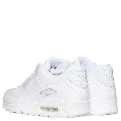 5bf29677d 41 herren nike air max 90 leather weiß 302519 113