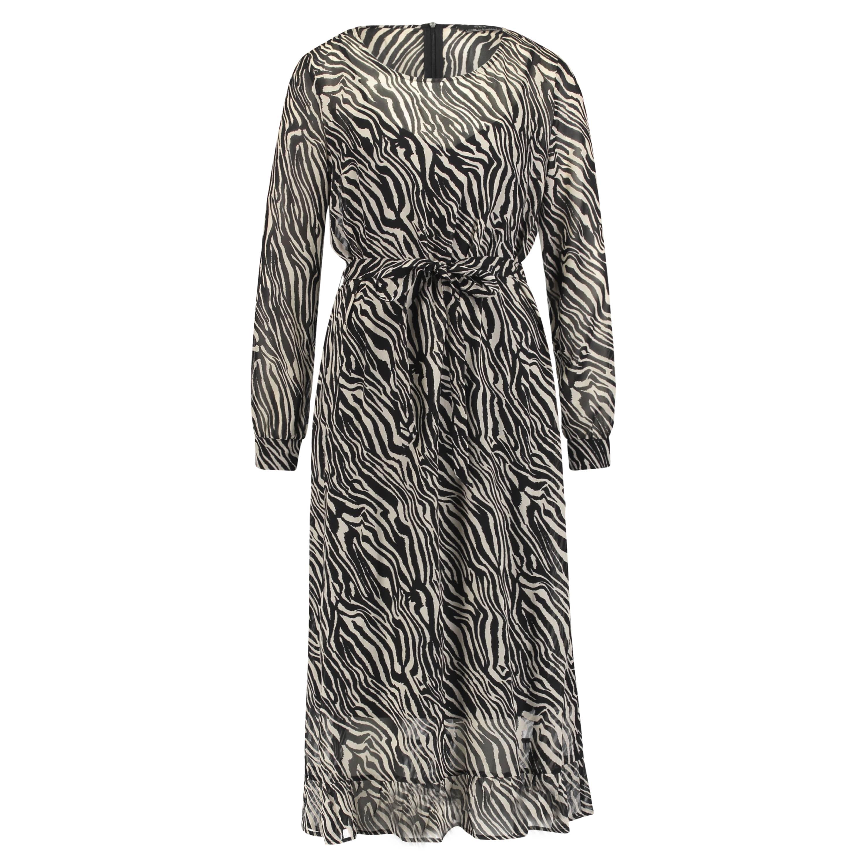 mäßiger Preis Geschäft tolle sorten Kleid mit Zebra-Muster