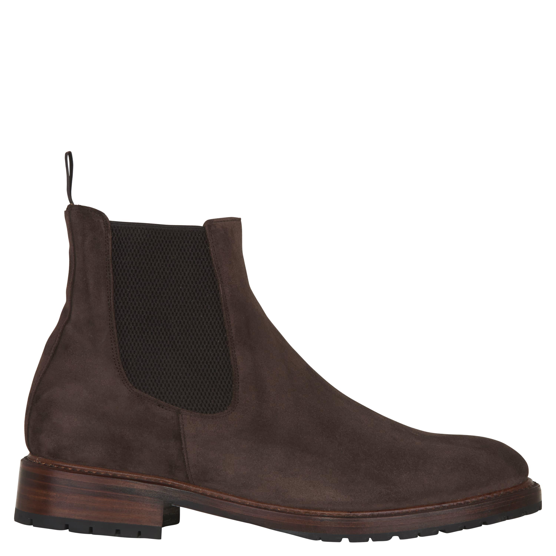 big sale 1d042 f8b13 Chelsea Boots 'Miel' aus Leder